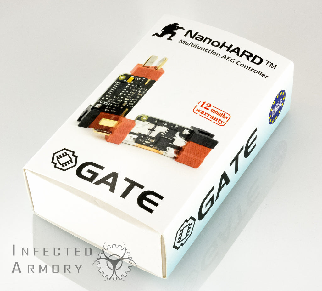 GATE NanoHARD Airsoft MOSFET