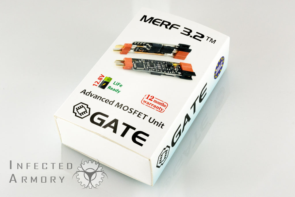GATE MERF 3.2 Programmable MOSFET