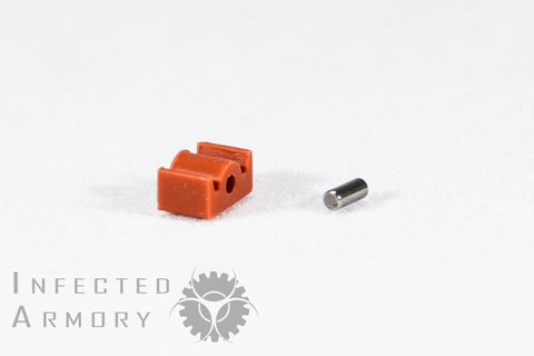 Namazu Firefly Hop Nub - With Roller Bar Pin