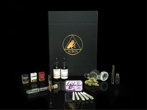 This Curated Canna Box is Sure to Delight: Meet Club M
