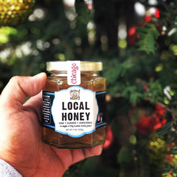Local Chicago Honey