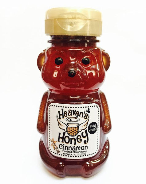 Natural Cinnamon Flavored Honey