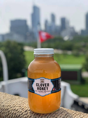 Open image in slideshow, Local Chicago Honey - Raw and Unfiltered