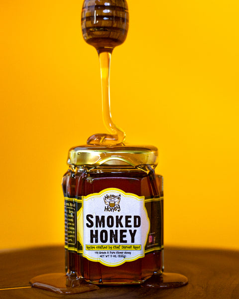 Hickory Smoked Honey
