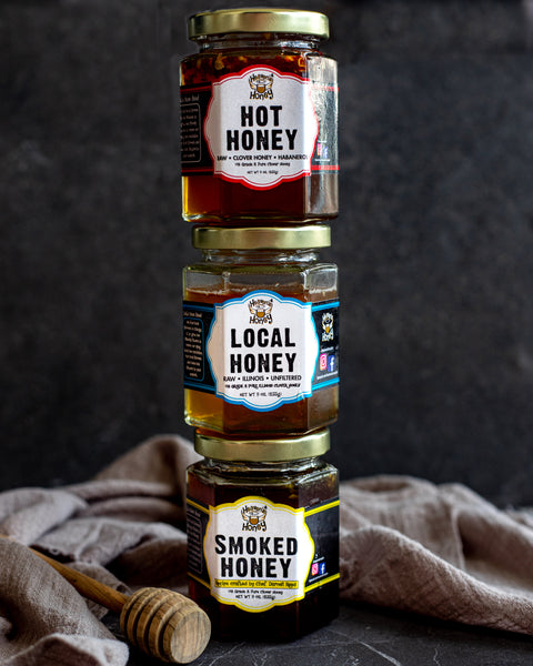 3 Jar Combo - Smokin' Hot Trio