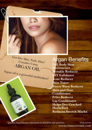 Argan Oil Is More Than A Hair Oil