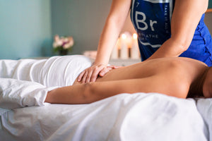 Clean Coconut Blog: CBD Massage