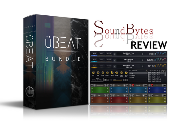 Looking for the polished, ultra modern sound? uBEAT is right for you!