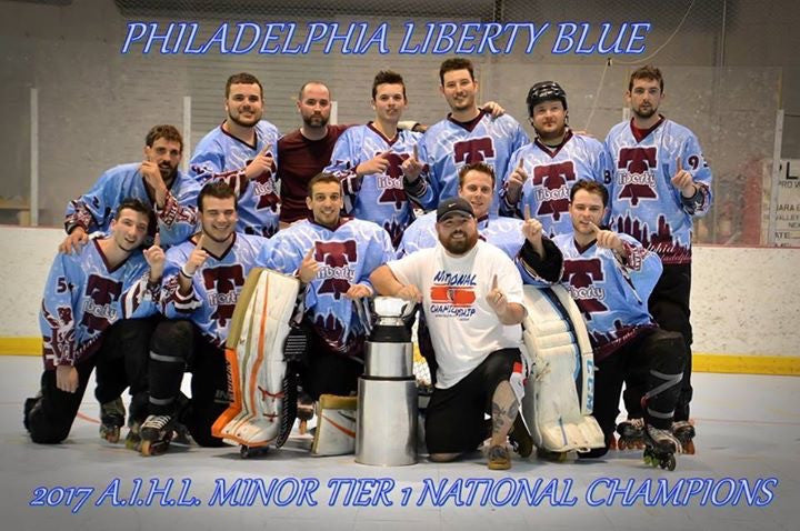 Philidelphia Liberty Wins 2 National Championships!