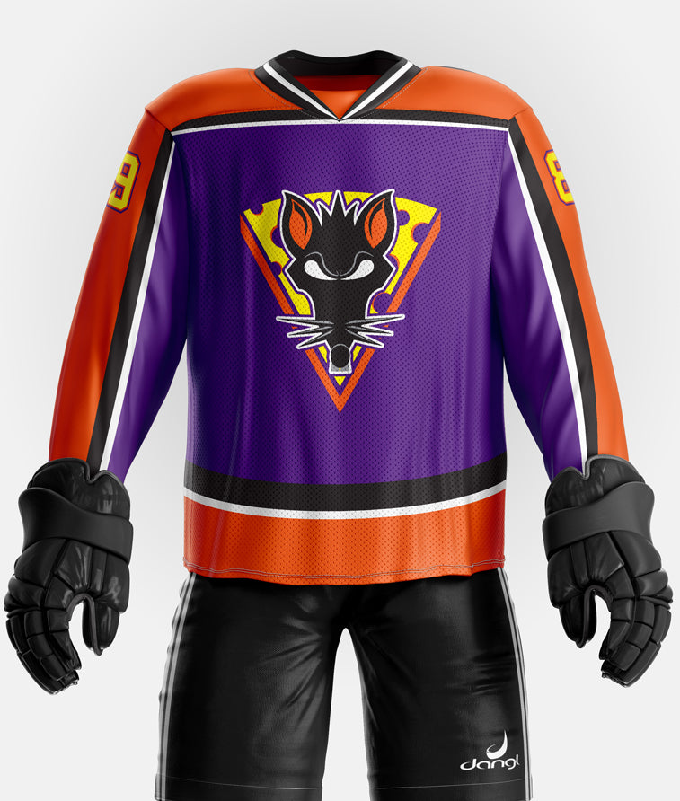 CT Rink Rats Jersey