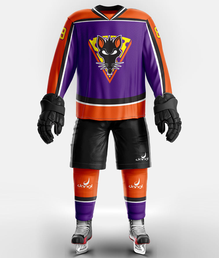 CT Rink Rats Uniform Set