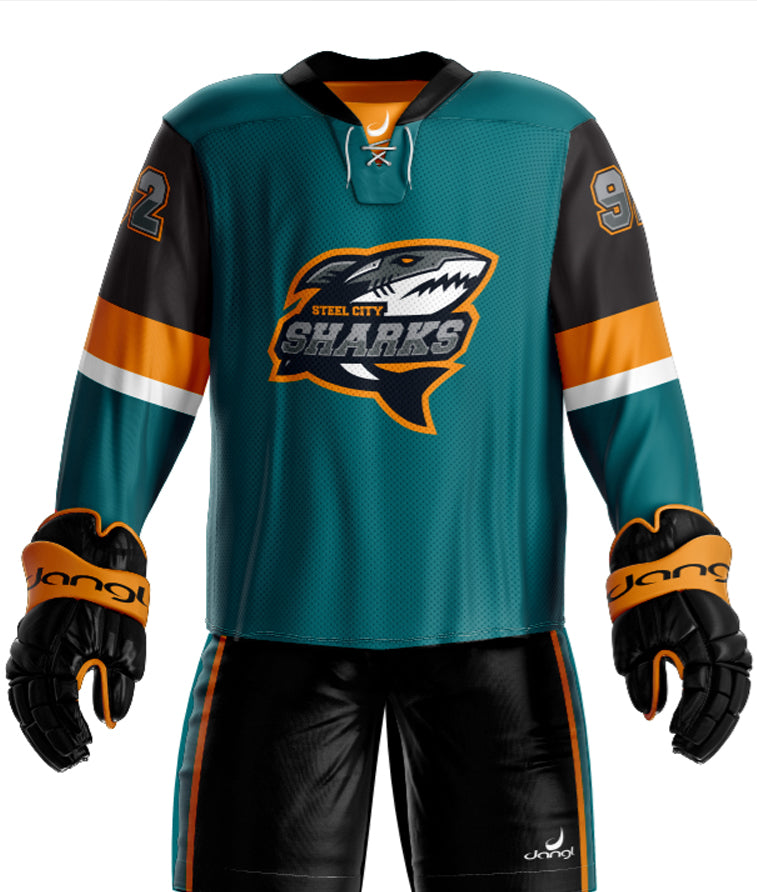 Steel City Sharks Jersey