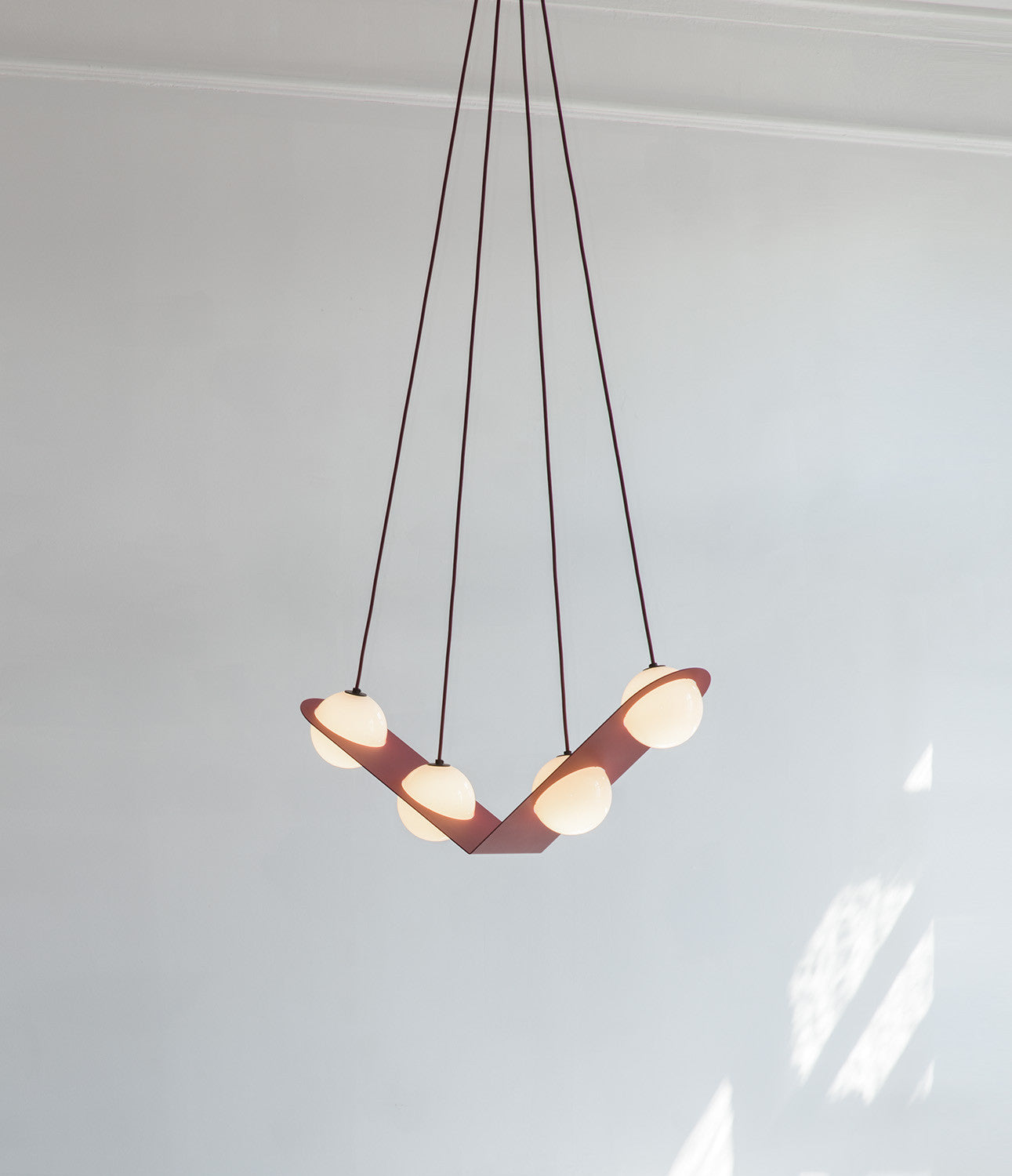 Laurent - LRT02 Pendant Angled Wires