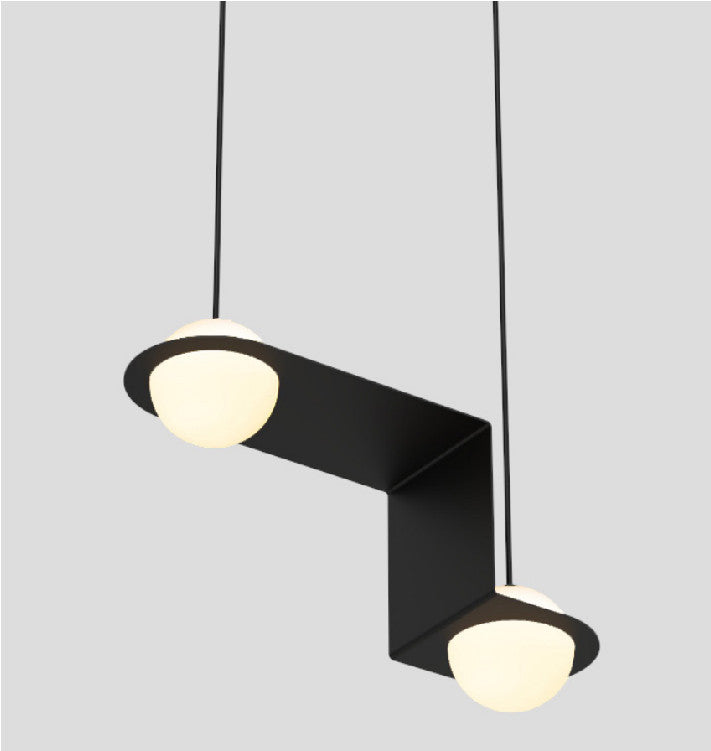 Laurent - LRT06 Pendant Angled Wires