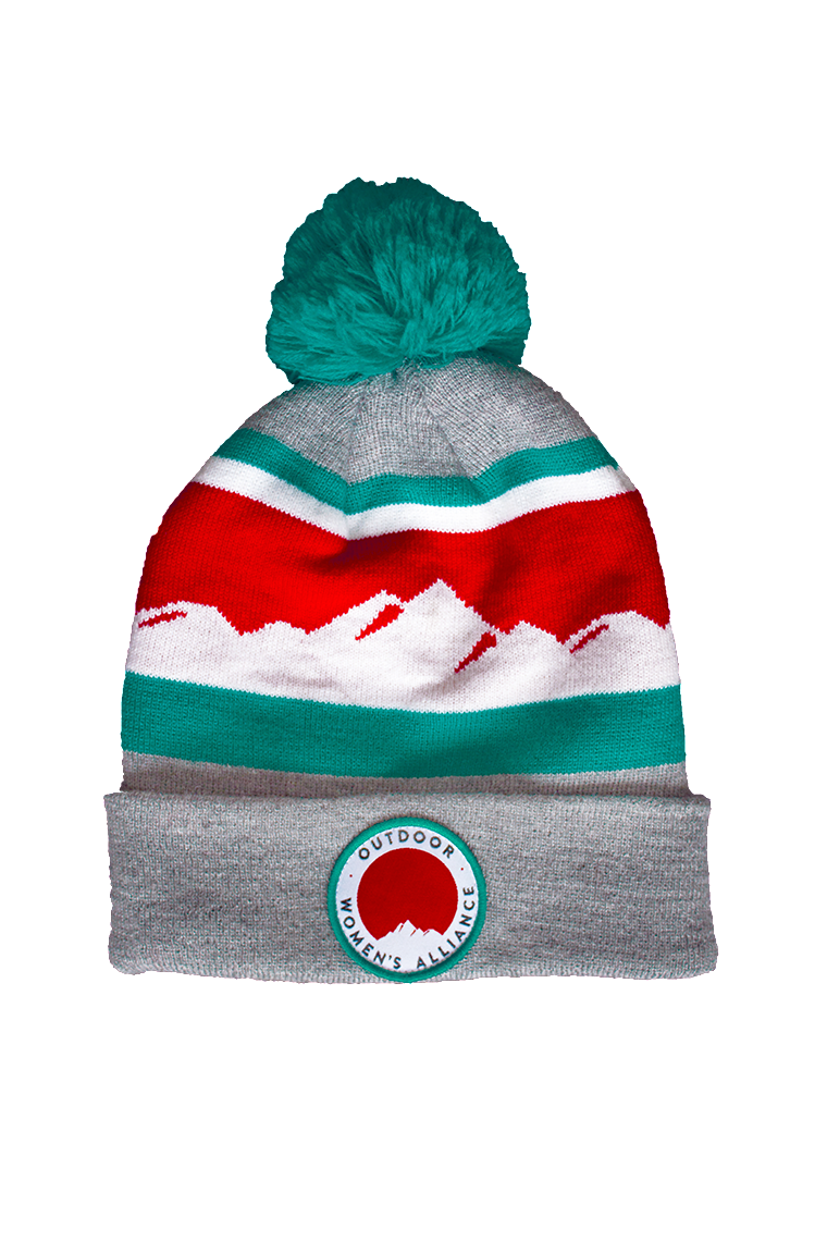 OWA Mountain Hat with Logo Patch