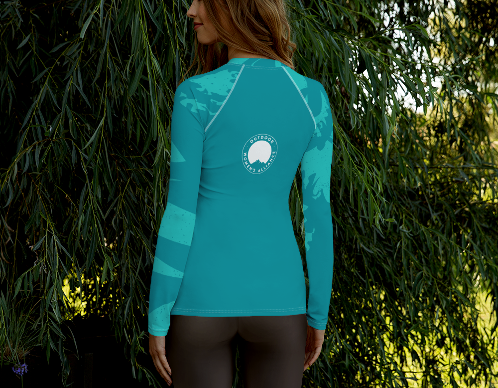OWA Paddle Session - Rashguard