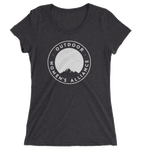 Mini #outdoorwomen: OWA Youth Tee