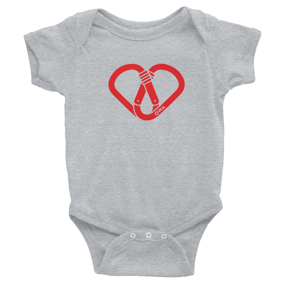 Mini Adventurer: The OWA Onesie  - OWA Artisan Designed
