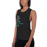Choose Your Adventure Flowy Muscle Tank