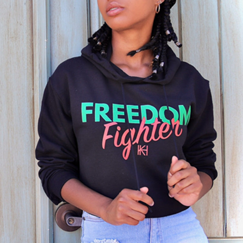 Freedom Fighter Crop Style