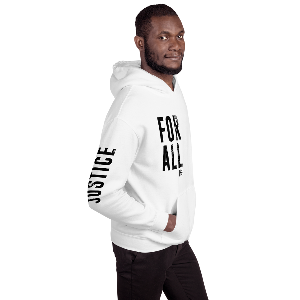 Justice For All Hoodie