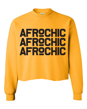 Afrochic Crop Style