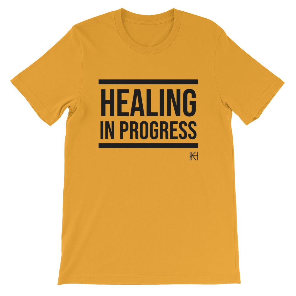 Healing In Progress