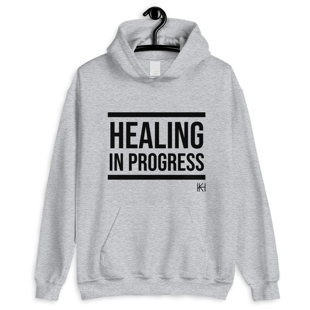 Healing In Progress Hoodie