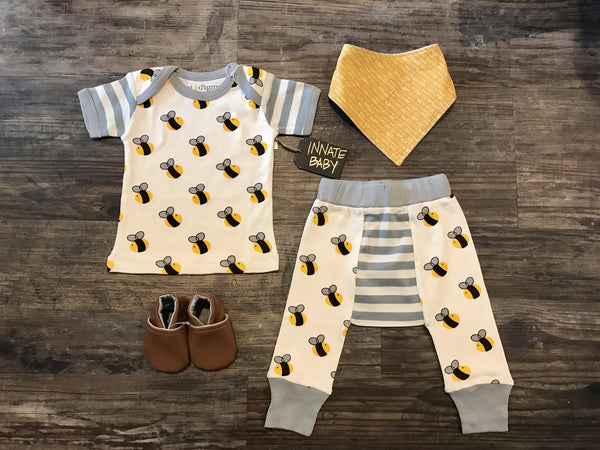 Two Piece Outfit | Bees