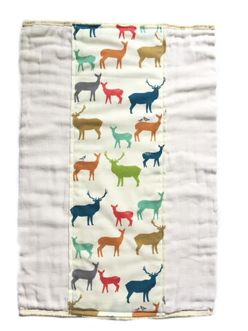 Burp Cloth | Elk