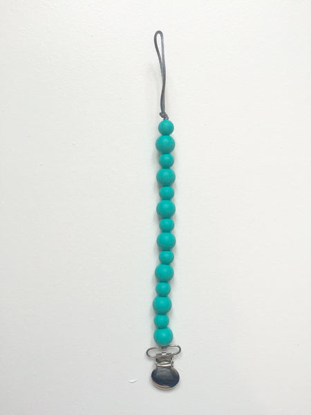 Gumdrop Soother | Turquoise
