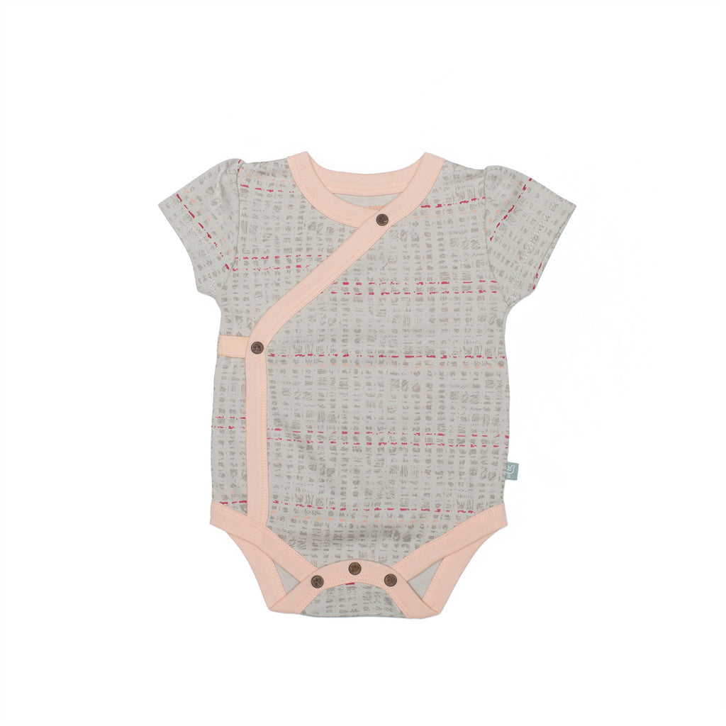 Short Sleeve Onesie | Scribble