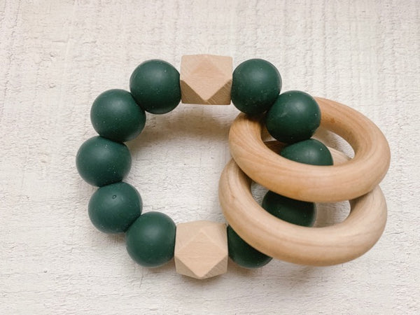 Geometric Teether
