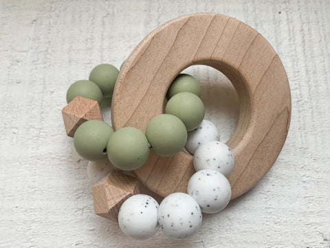 Cloud Rings Teether