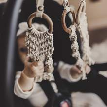 Play Gym | Macrame
