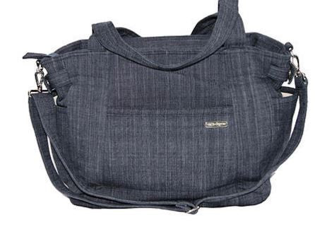 Hemp Diaper Bag | Midnight