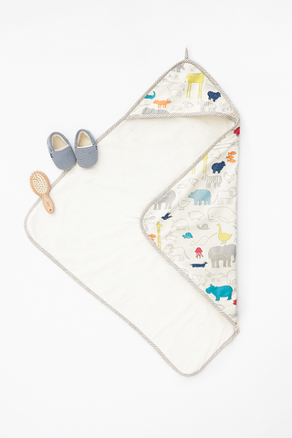 Hooded Towel | Noah's Ark