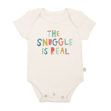 Lap Shoulder Onesie | The Snuggle is Real