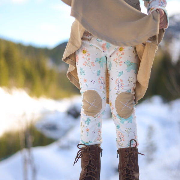 Leggings | Spring Bear