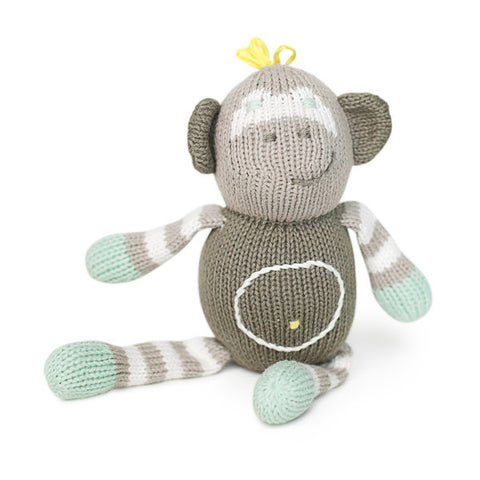Rattle Buddy | Theo the Monkey