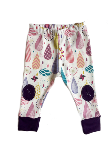 Leggings | Carnival Rain