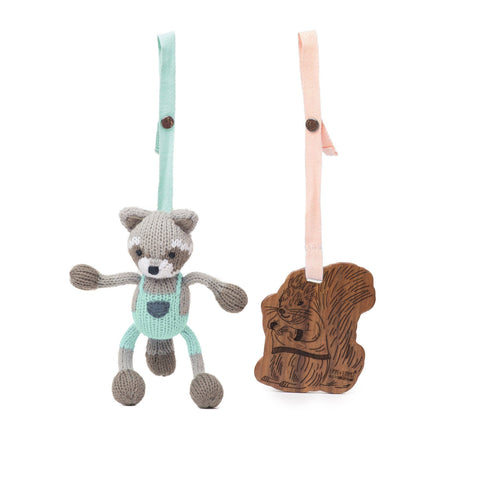 Two-Piece Stroller Toy Set | Ramsay and Matilida