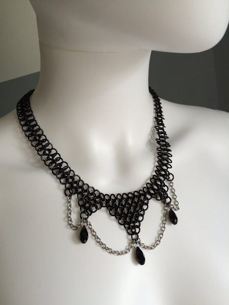 Black Knight Necklace