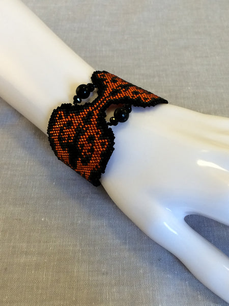 Hunter Beaded Bracelet