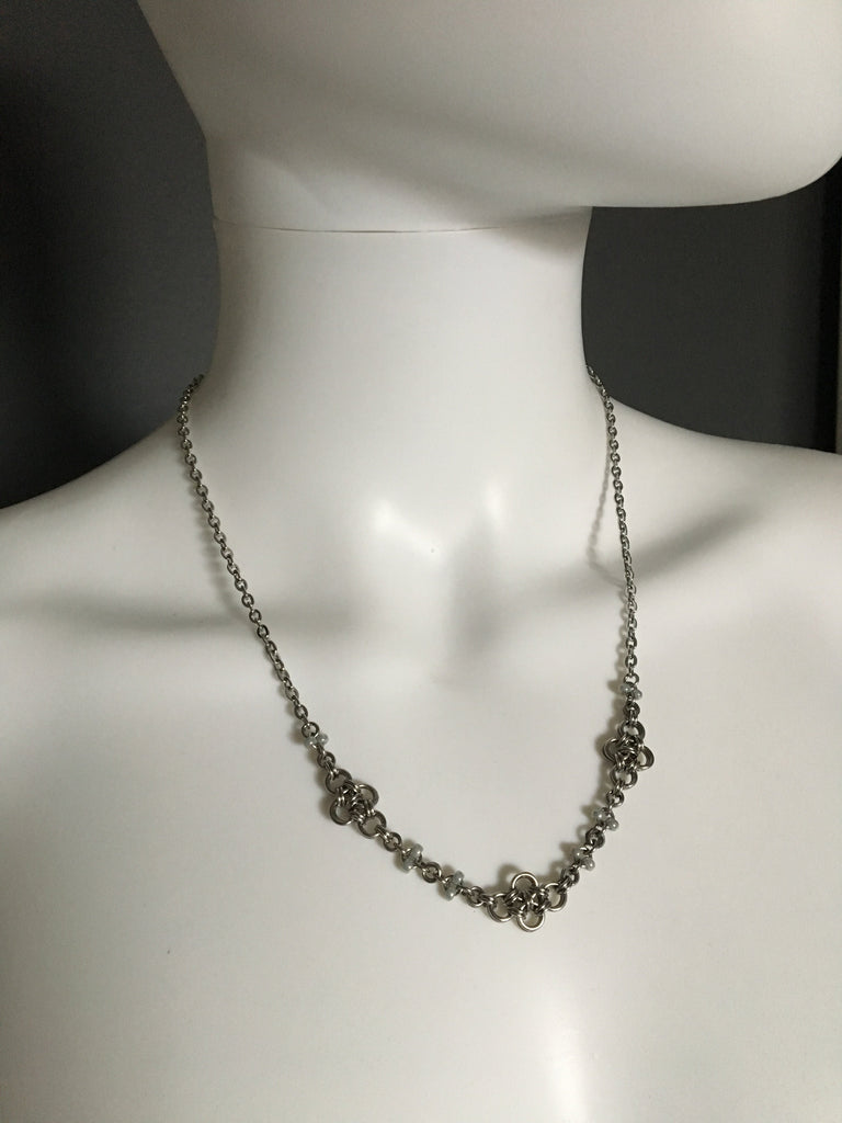 Japanese Diamond Necklace