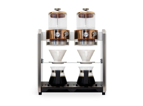 Shine Kitchen Co. Autopour - Automatic Pour Over Coffee Machine (Double)