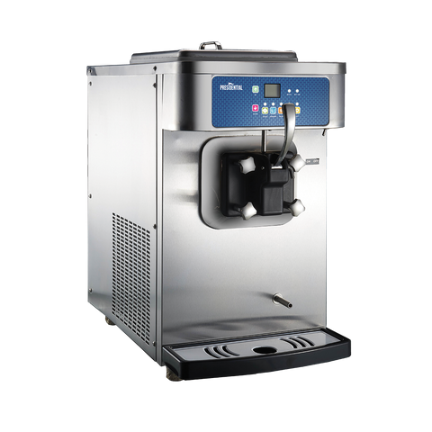 01 Soft-Serve Counter-Top Machine - 1 Flavor (PS-S110-F)