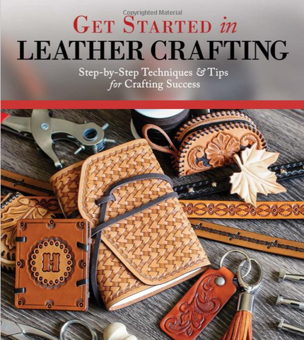 Get Started in Leather Crafting - Intro