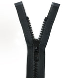"10VS 32""-34"" YKK Vislon 1-Way Open Zipper - Black"