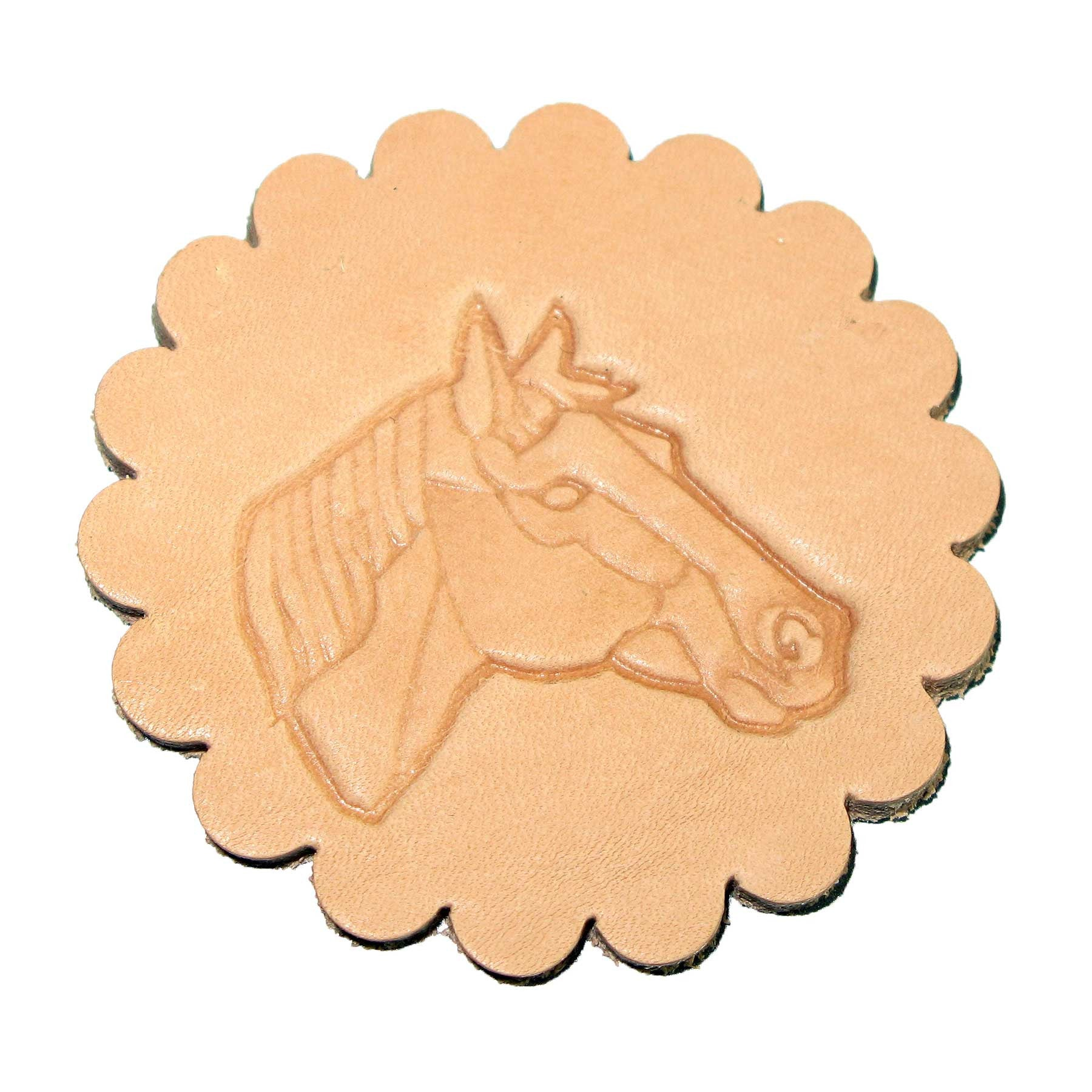 Horse Head 3-D Stamp (Right) 88342-00